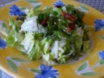 Chopped Blue Cheese Salad picture