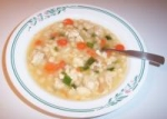 Navy Bean Soup With Chicken picture