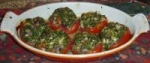 Spirit's Spinach Stuffed Tomatoes picture