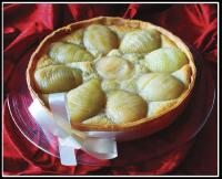 Pear and Almond Tart picture