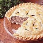 French Meat Pie picture