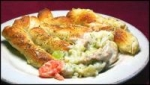Breadstick Topped Chicken Pie picture
