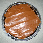 french silk chocolate pie picture