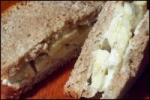 Old Fashioned Banana Sandwich picture