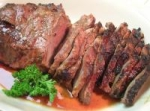 Marinated Grilled Flank Steak picture