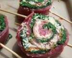 Steak & Spinach Pinwheels picture