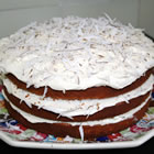 Fresh Coconut Cake picture