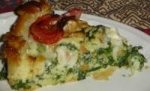 Filo Spinach Fish Pie picture