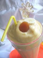 Apricot Banana Smoothie picture