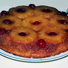 Fresh Pineapple Upside Down Cake picture