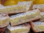 Lavender Lemon Bars picture