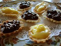 Fruit Tartlets With Lemon Curd picture