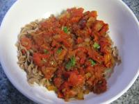 Penne With Roasted Pepper Marinara Sauce picture