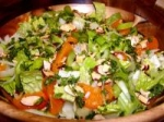 Almond-orange Tossed Salad picture