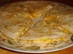 Chipotle Chicken Quesadillas picture