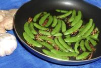 Sauteed Sugar Snap Peas picture