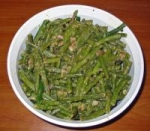 Green Beans With Citrus Mustard picture