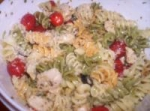 Chicken Pasta Salad picture