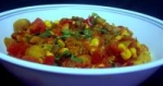 Curried Okra With Tomato picture