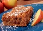 Sour Cream Apple Squares picture