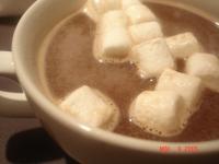 Snowman Soup Mix in a Jar picture