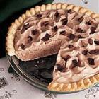 frozen chocolate pie picture