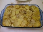 Blue Cheese Potato Gratin picture