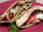 Pita Stuffed Souvlaki picture