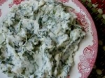 Spinach Whipped Potatoes picture