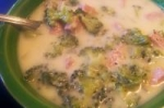 Low Carb Cheesy Broccoli Chowder picture