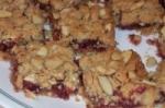 Almond Raspberry Squares picture