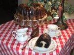 Rich Fudge Ribbon Bundt Cake picture