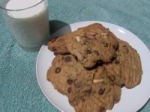 Double Chocolate Chunk Peanut Cookies picture