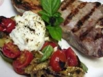 Grilled Eggplant With Ricotta and Tomato picture