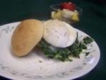 Eggs Florentine picture