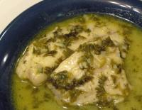 Garlic /butter /wine Fish picture