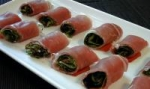 Prosciutto-wrapped Greens picture