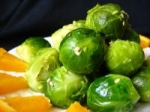 Orange-buttered Brussels Sprouts picture