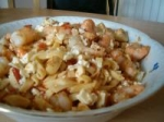 Shrimp and Feta Cheese Pasta picture