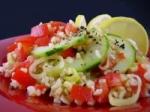 Tomato & Wheat Salad picture