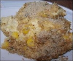 Baked Corn in Creamy Cheese Sauce picture