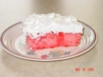 Strawberry 7 up Cake picture