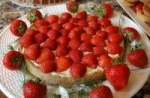 Strawberry Cream Torte picture