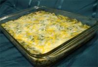 spinach enchiladas picture