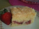 Strawberry Rhubarb Coffee Cake picture