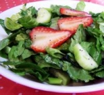 Strawberry Romaine Salad picture