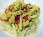 Jicama Chicken Saute picture