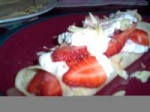 Strawberry  Crepes picture