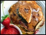 Strawberry Buttermilk Pancakes picture