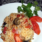 gandule rice picture